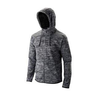 Wilson Training Hooded Jacket Kaputzenpullover - Herren - Schwarz