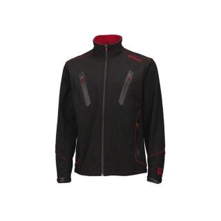 Wilson Promo Jacket Windbreaker Jacke - Herren - Schwarz Rot