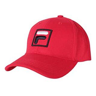 Fila Forze Baseball Cap - Rot