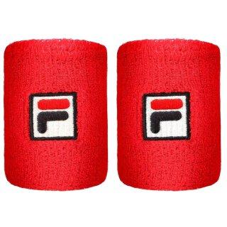 Fila Schweißband Osten - Unisex - Rot
