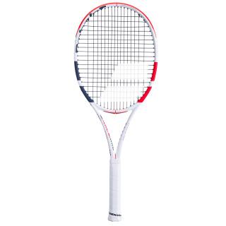 Babolat Pure Strike Tour Tennisschläger - Racket 16x19 320g - Weiß