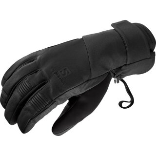 Salomon Propeller Plus Ski Handschuhe - Herren - Schwarz