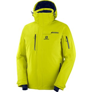 SALOMON BRILLIANT JKT M Citronelle