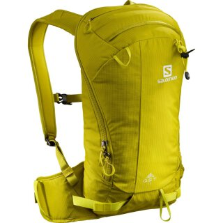 Salomon QST 12 - Rucksack - Citronelle
