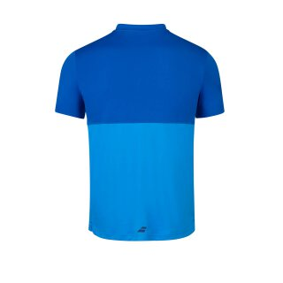 BABOLAT PLAY POLO MEN Blau