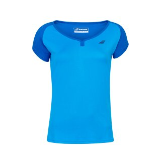 BABOLAT PLAY CAP SLEEVE TOP WOMEN Blau