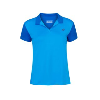 Babolat Play Polo Shirt - Damen - Blau