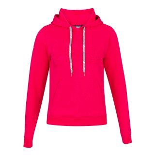 Babolat Exercise Hood Sweat Hoody - Jugend - Rosa Rot Kinder Tennis Jungs Boys
