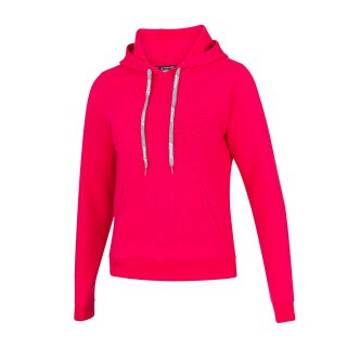 BABOLAT EXERCISE HOOD SWEAT JR Rot Rose