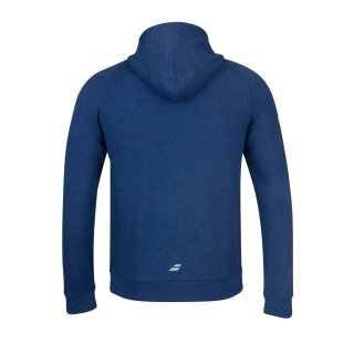 BABOLAT EXERCISE HOOD JACKET MEN Dunkelblau