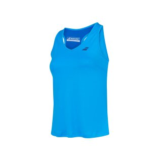 BABOLAT PLAY TANK TOP GIRL Blau