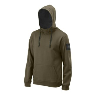 WILSON SINCE 1914 PO HOODY M Capers/Black