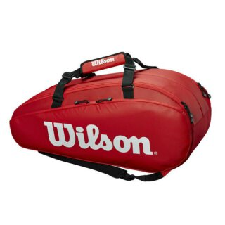 WILSON TOUR 2 COMP LARGE Rot