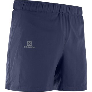 SALOMON AGILE 5 SHORT M Night Sky