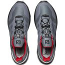 SALOMON SUPERCROSS GTX Flint Stone/Black/High Risk Red