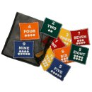 BEAN BAG NUMBERED SET OF 10