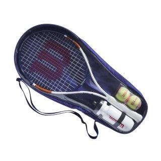 Wilson Roland Garros Elite 25 Junior Tennis Racket Kit Full Cover