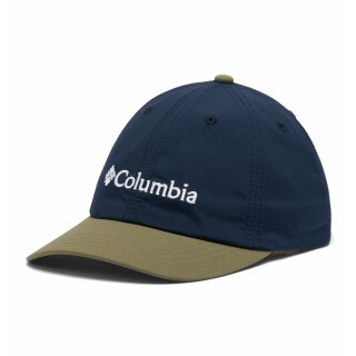 Columbia YouthTech Ball Cap Stone Green