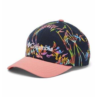 Columbia Youth Tech Ball Cap Art Bouquet/Nocturnal
