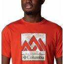 Columbia Zero Rules T-Shirt - Herren - Orange