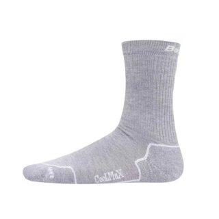 Babolat Team SingleTennis/Badminton Socks Unisex 1 Pair Grey