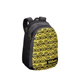 Wilson Minions Junior Backpack - Black/Yellow