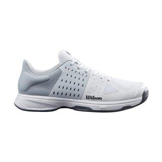 Wilson Mens Kaos Komp Tennis Shoes - White/Pearl Blue/Ebony