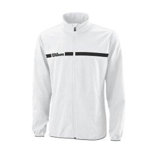 Wilson Mens Team II Woven Jacket - White