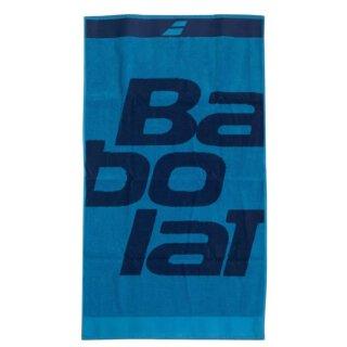 Babolat Handtuch Tennis Medium Towel - Blue Aster Estate Blue Blau