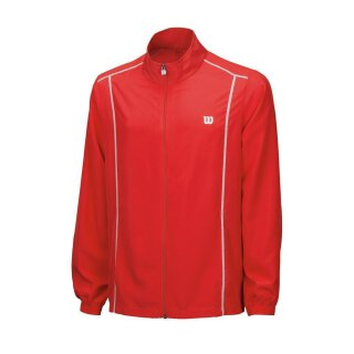 WILSON NSET WOVEN WARM UP EXPORT M Red