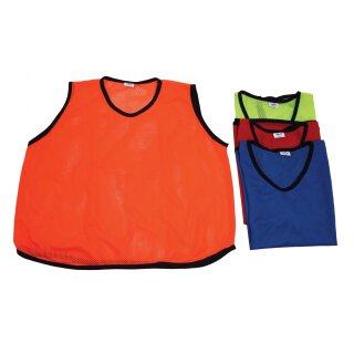 ProSportAustria Trainingsweste Mesh Vest Neon Gelb
