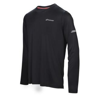 Babolat Core LS Tee Shirt - Herren - Schwarz