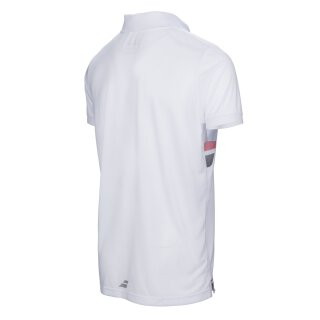BABOLAT CORE CLUB POLO MEN White