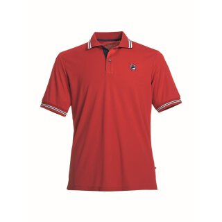 FILA POLO BUTTON PIRO Fila Red