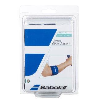 Babolat Tennis Ellenbogenbandage/Ellenbogenstütze - Blau