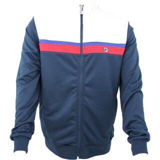 Fila Jacket Joris Trainingsjacke - Herren - Marineblau Weiß
