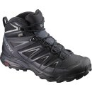 SALOMON X ULTRA 3 MID GTX M Schwarz/India Ink/Grau