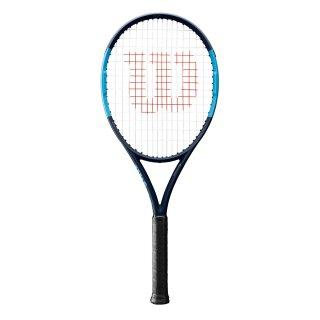 Wilson Ultra 105s CV Tennisschläger 16x15 285g - Schwarz Blau Grau