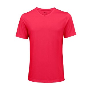 WILSON CONDITION TEE M Neon Red