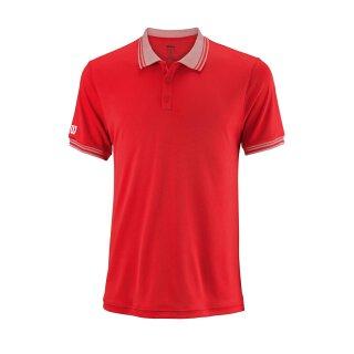Wilson Team Polo Shirt - Herren - Rot