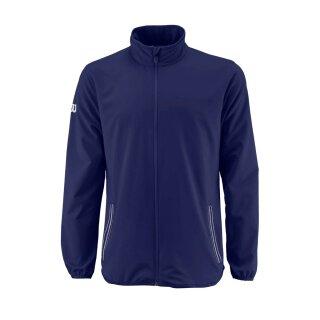 Wilson Team Trainingsanzug Jacke Woven Jacket - Herren - Blau
