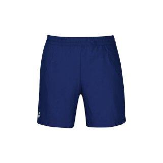 Babolat Core Short 8 Tennis Hose - Herren - Dunkelblau