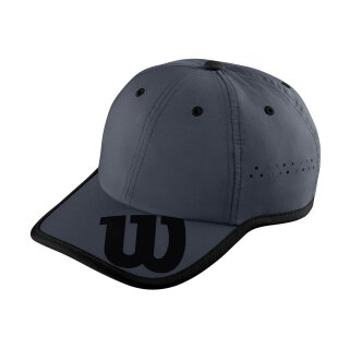 WILSON BASEBALL HAT Coal/Black