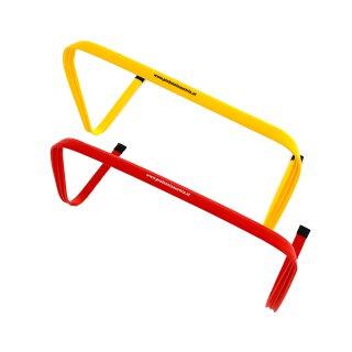 "Hürde 12"" Plastik - Gelb"