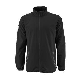 Wilson Team Jacket - Herren - Schwarz Trainingsanzug Jacke Woven