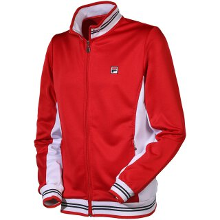 Fila Jacket Ole Trainingsjacke - Herren - Rot Weiß