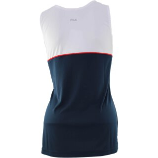 FILA TOP TILLY Marineblau/Weiß