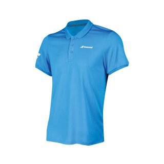 Babolat Core Club Polo Shirt - Herren - Blau